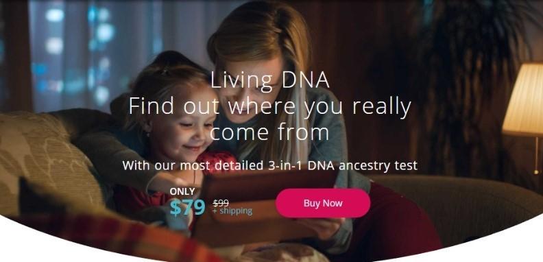 Leaving DNA